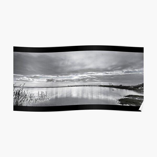 Lake Alexandrina. Poster