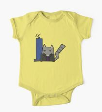 9th Doctor Cat One Piece - Short Sleeve
