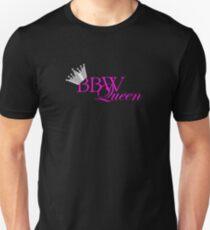 BBW-Queen -Silver T-Shirt