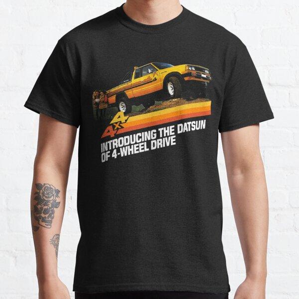 DATSUN TRUCK 4x4 / NISSAN 720 Classic T-Shirt