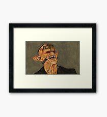 Bargaining P1 - Razor's Lackey - BtVS S6E1 Framed Print