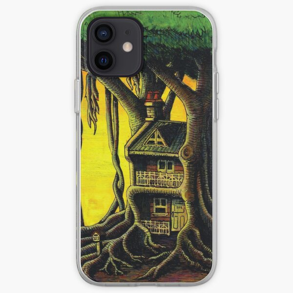 Treehouse iPhone Soft Case