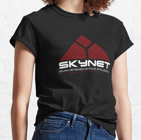 Skynet Logo Classic T-Shirt