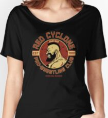 Pro-Wrestling Club Women's Relaxed Fit T-Shirt