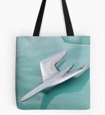 """Packard Hood Ornament"" Tote Bag"