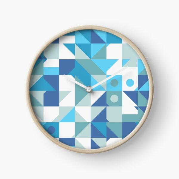 Greece Top Clock