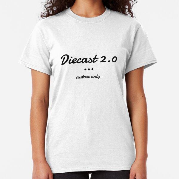 Diecast 2.0 Custom Classic T-Shirt