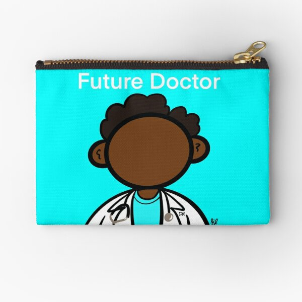 Our Future Doctor Zipper Pouch