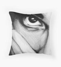 Self Portrait 2010 Throw Pillow