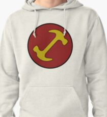 Stonecutters symbol Pullover Hoodie