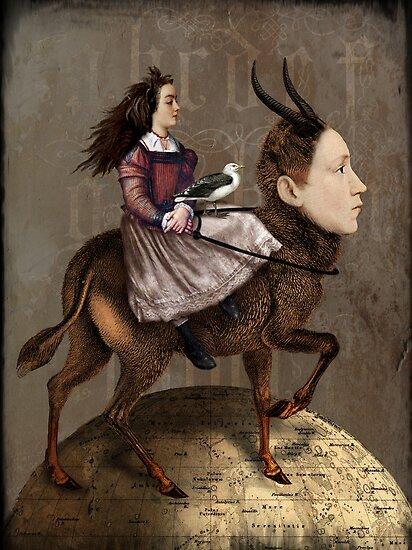 The storyteller by Catrin Welz-Stein