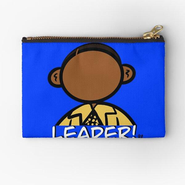 He is a Leader Zipper Pouch