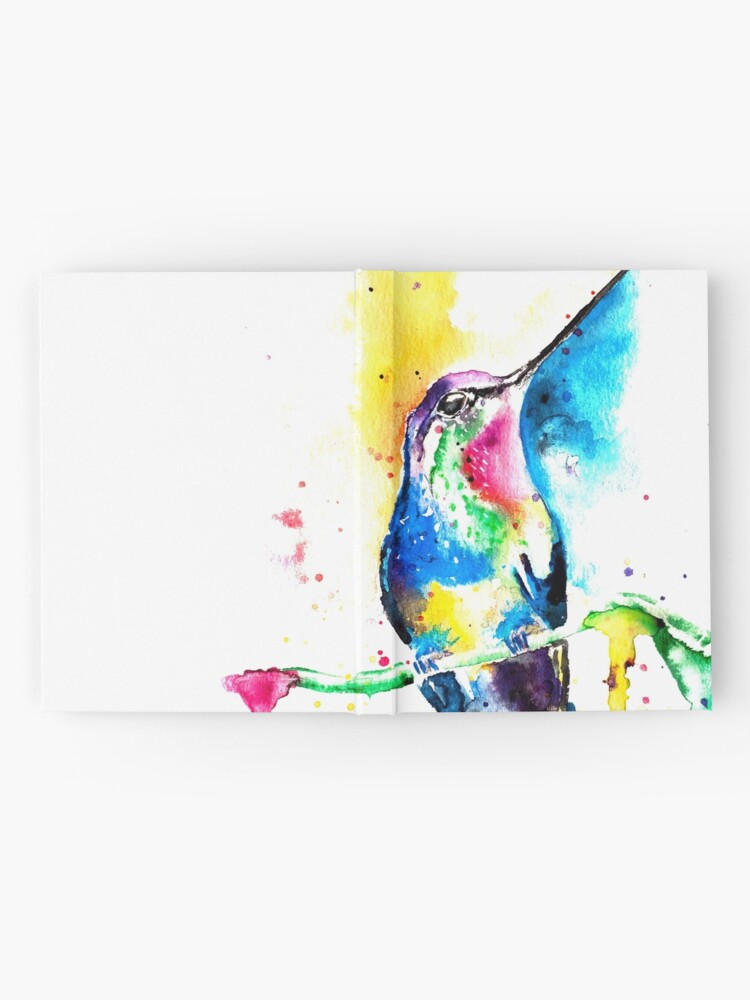 Alternate view of Humming Bird Hardcover Journal