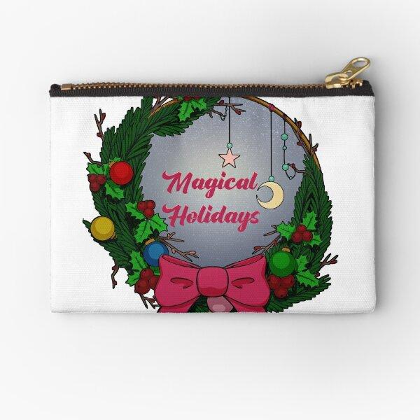 Magical Holidays Zipper Pouch
