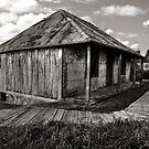 Beyer's Cottage ~ Hill End NSW by Rosalie Dale