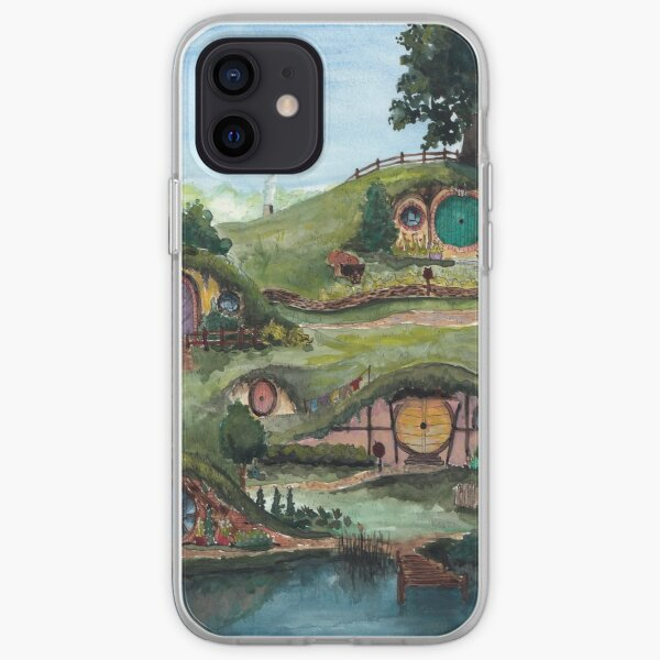 Le comté Coque souple iPhone