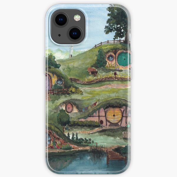 The Shire iPhone Soft Case