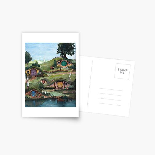 The Shire Postcard