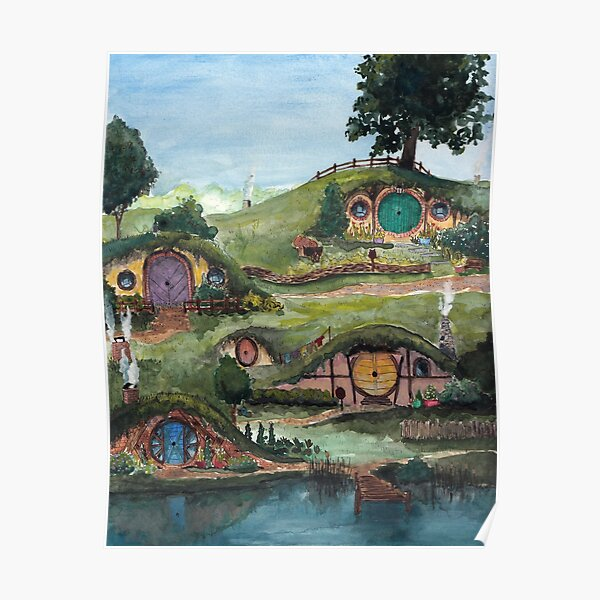The Shire Poster