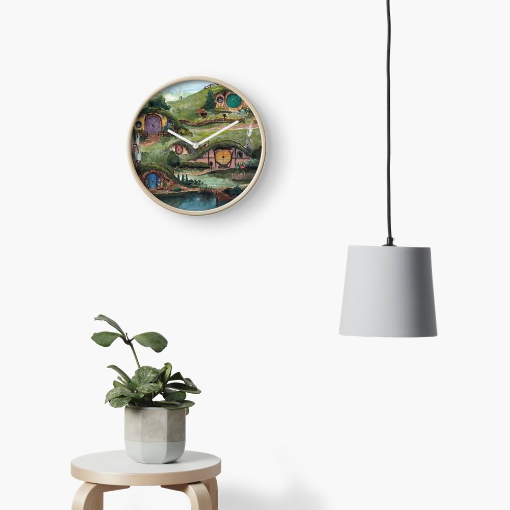 The Shire Clock