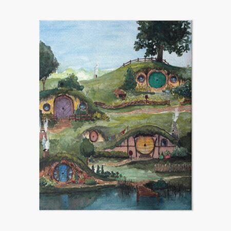 The Shire Art Board Print