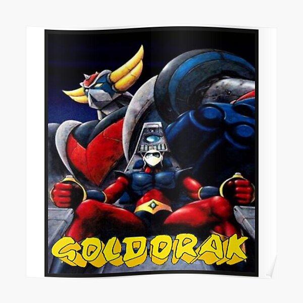 Goldorak Poster