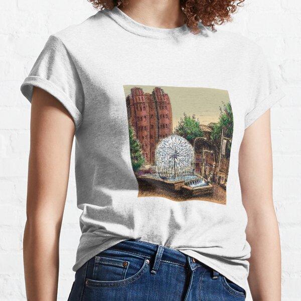 El Alamein Fountain, Kings Cross Classic T-Shirt