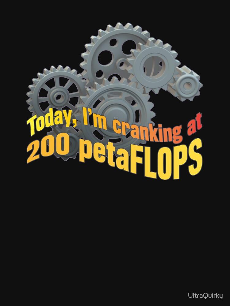 PetaFLOPS. by UltraQuirky