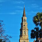 St.Philips Church In Charleston by Cynthia48