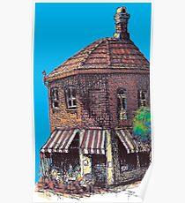 Hopscotch Cafe, Annandale Poster