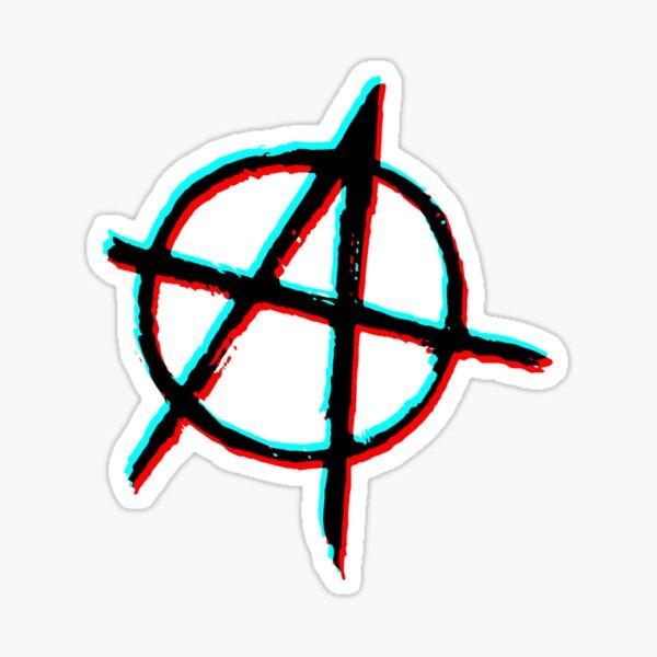 Modern Punk Sticker