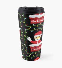 OMG Santa Coming Travel Mug
