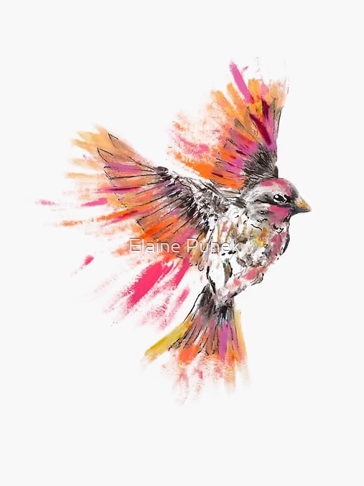 Flying Bird by Chili-Ice