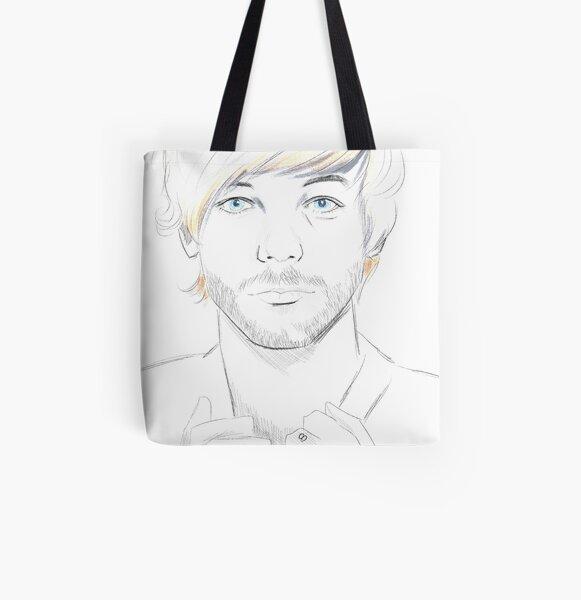 LT DLIBYH All Over Print Tote Bag