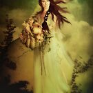 Demeter Goddess of the Harvest by Shanina Conway