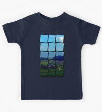 Countryside scenery in autumn | landscape photography Kids Clothes