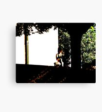 Derby girls Canvas Print