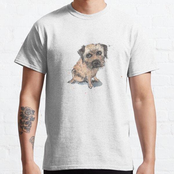 Sheepish Border Terrier Classic T-Shirt