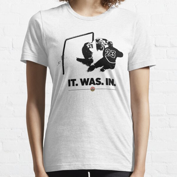 It. Was. In.  Essential T-Shirt