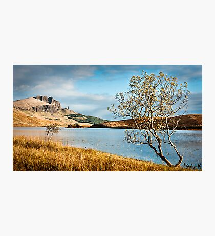 Loch Fada Photographic Print