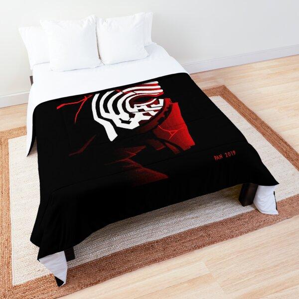 red light Comforter