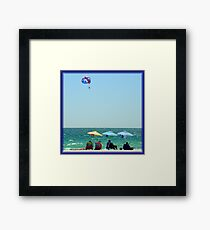 Colors Of Summer ~ Part Two Framed Print