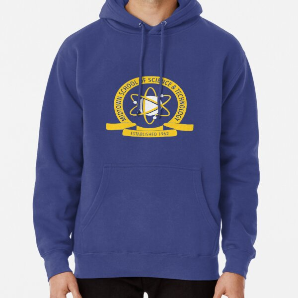 midtown school of science and technology Pullover Hoodie