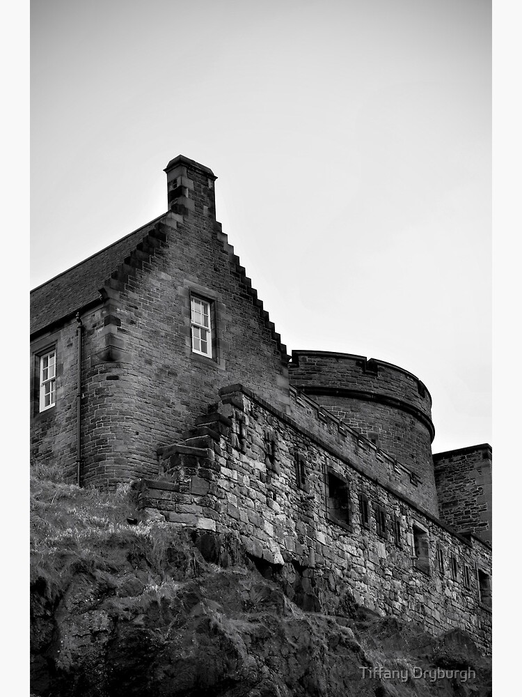Edinburgh Castle by Tiffany