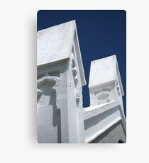 Bermuda Architecture Canvas Print