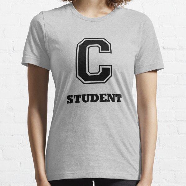 C Student Essential T-Shirt