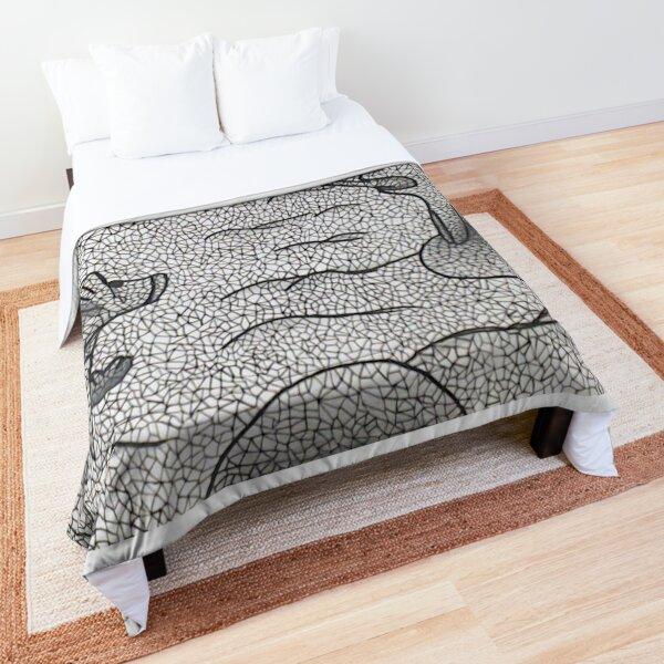 Line Swamp Comforter