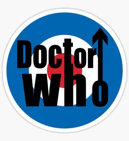 QUAD DOCTOR Sticker