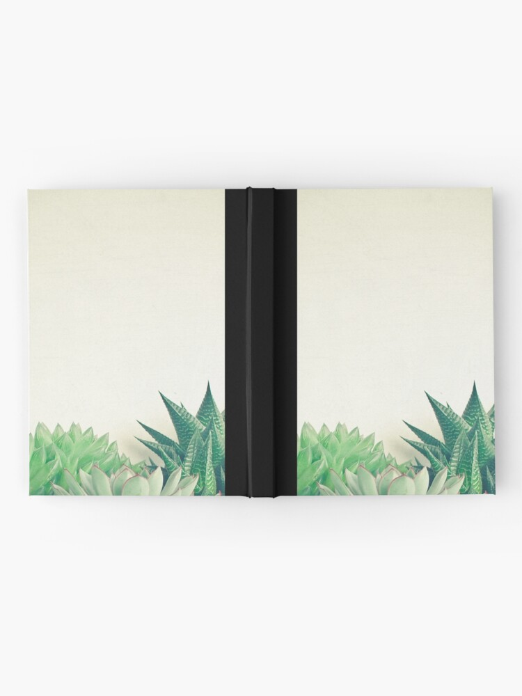 Alternate view of Succulent Forest Hardcover Journal