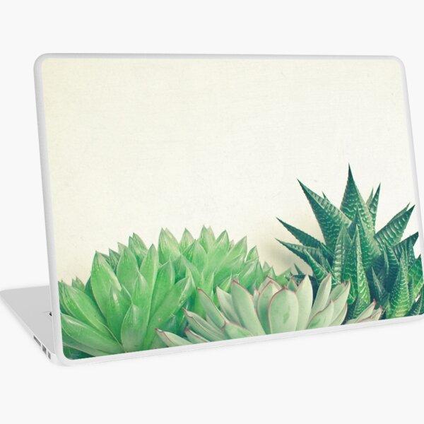 Succulent Forest Laptop Skin